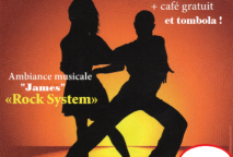 Danse rock, latino & 80's - 5 février