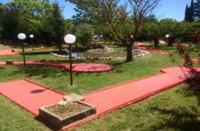 Mini-golf de Lourmarin
