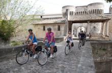 Circuit vélo - Au fil du Comtat