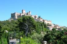 Le Barroux Castle