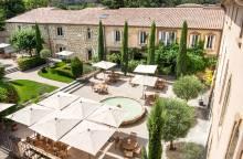 Château de Massillan Hotel Restaurant