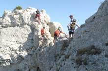 Site d'escalade - Gigondas
