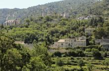 Site d'escalade - Oppède-le-Vieux