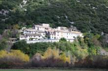 Site d'escalade - Saint Léger du Ventoux