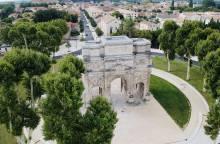 The arch of Orange