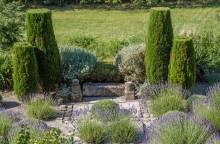 Garten Jardin de la Louve