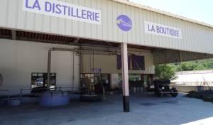 Les Agnels, distillerie