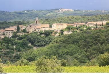 Site d'escalade - Venasque