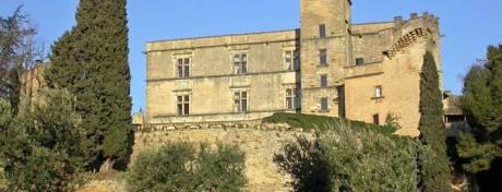 Lourmarin Château