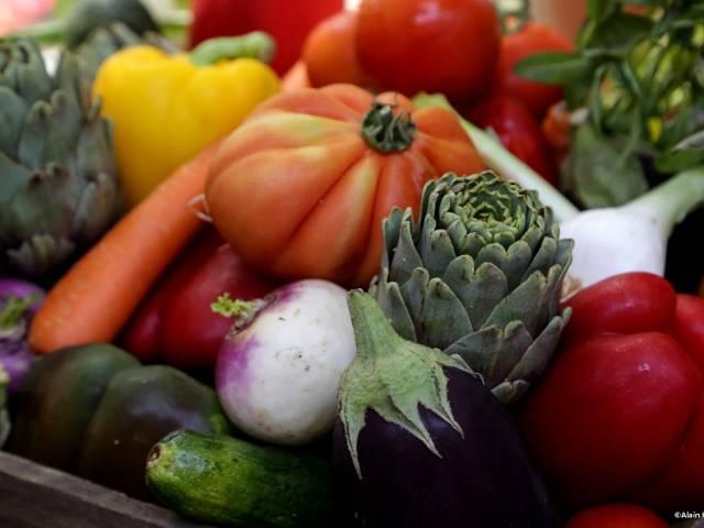 Farmers market ©Droits libres S. Maisonnave