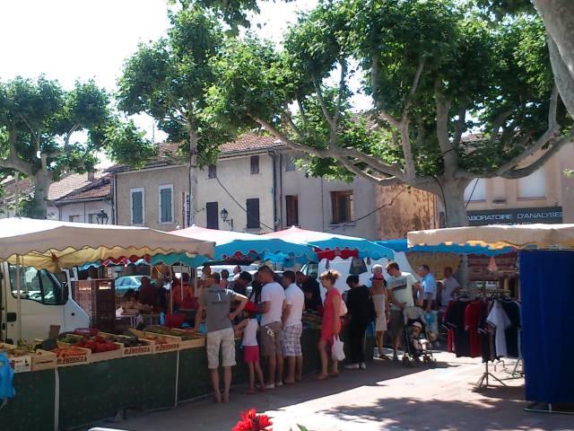 Marché provençal ©Droits gérés SG