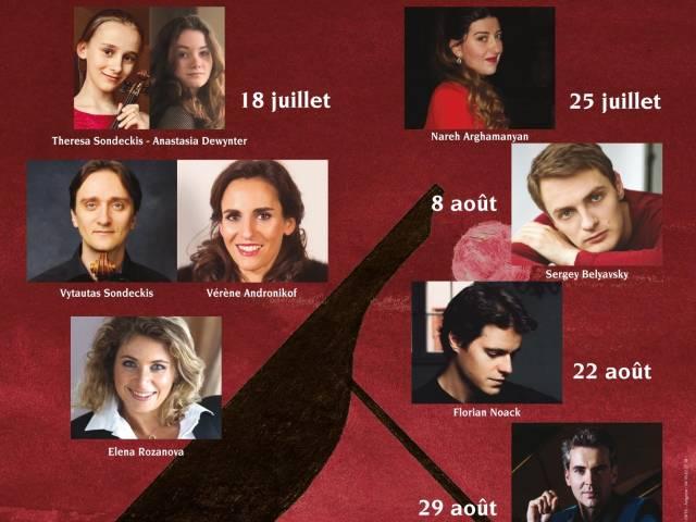 Festival Liszt en Provence ©Liszt en Provence