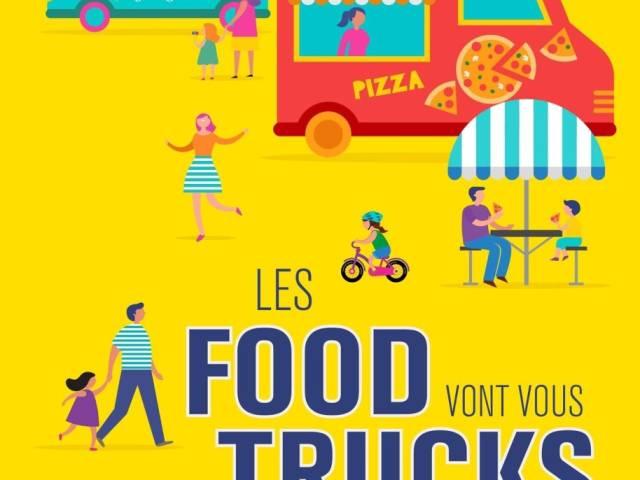 Le rendez-vous des Food Trucks de Villeneuve ©