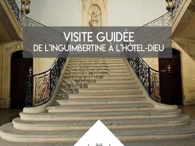 Visite guidée de la Bibliothèque-Musée ©Bureau d