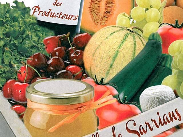 Little market ©Droits gérés E. A.