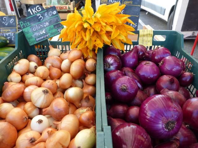 Bauernmarkt Apt ©Crédit photo - Office de Tourisme Pays d
