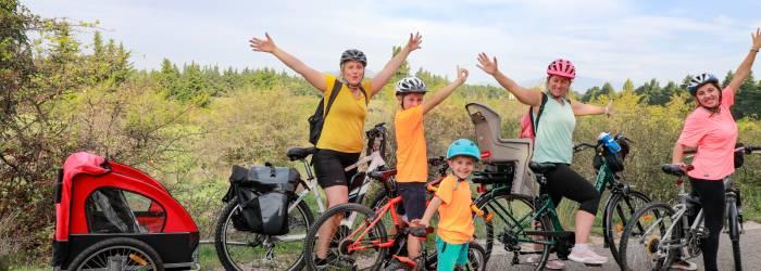 Circuit vélo : La Via Venaissia