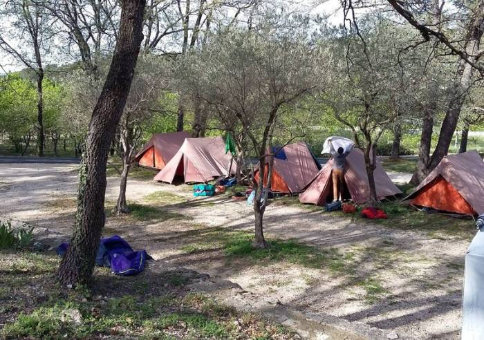Camping Intercommunal Les Royères du Prieuré