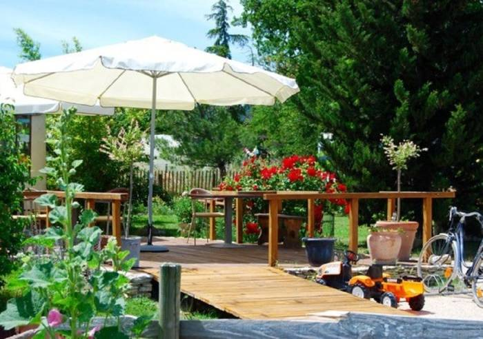 "Nature Campsite at the ""Ferme de L'Aube"""