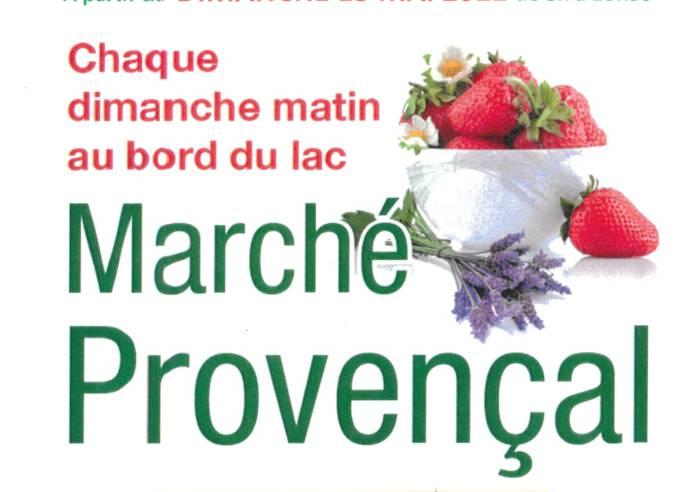 Marché de Monieux