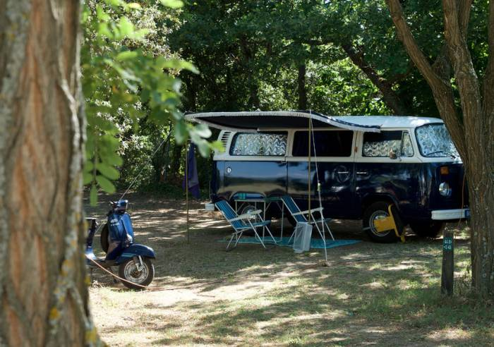 Camping Le Pastory