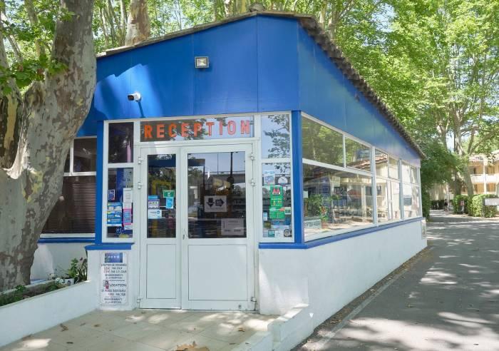 Camping Bagatelle - Le Pavillon Bleu