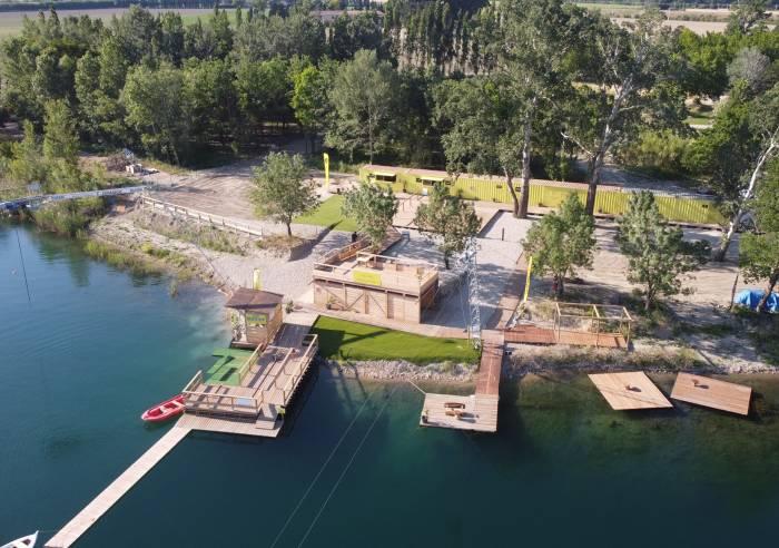 Lake Li Piboulo