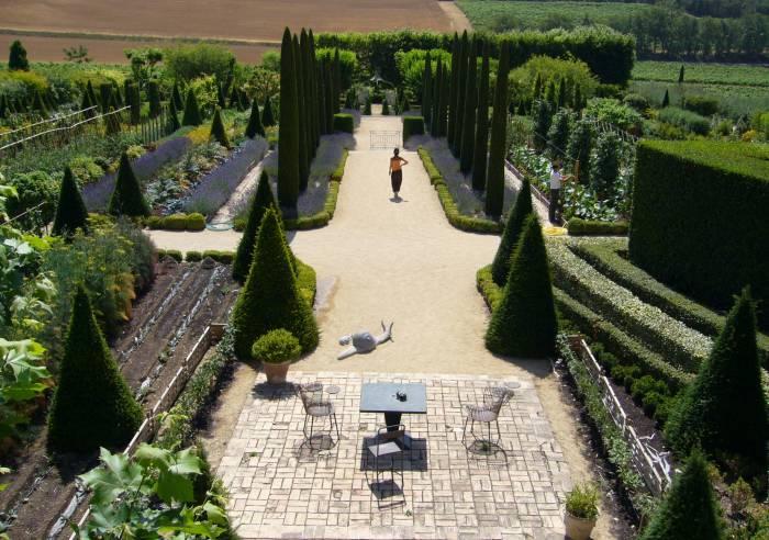 Le Jardin Remarquable du Château Val Joanis