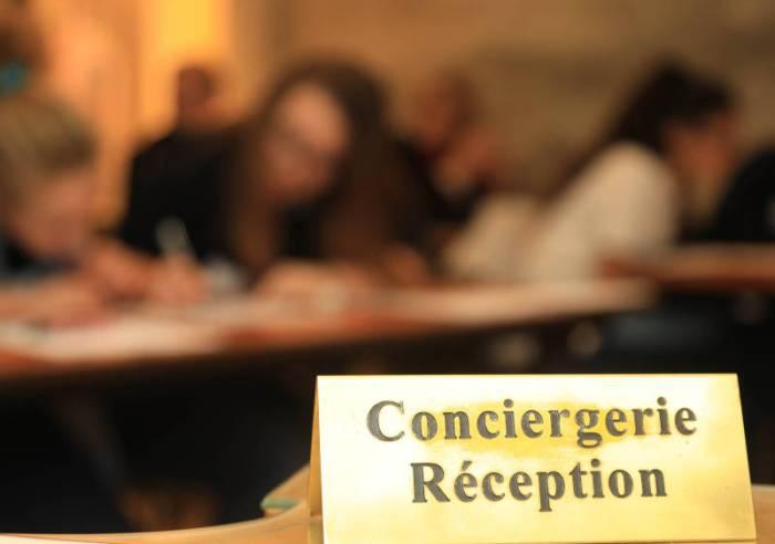 Hôtellerie du domaine de Cabasse