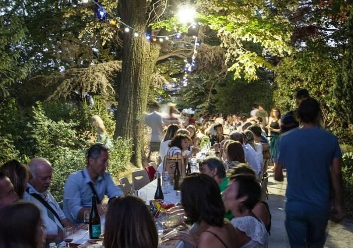 24th Grape Harvest Proclamation Celebration for the Côtes du Rhône