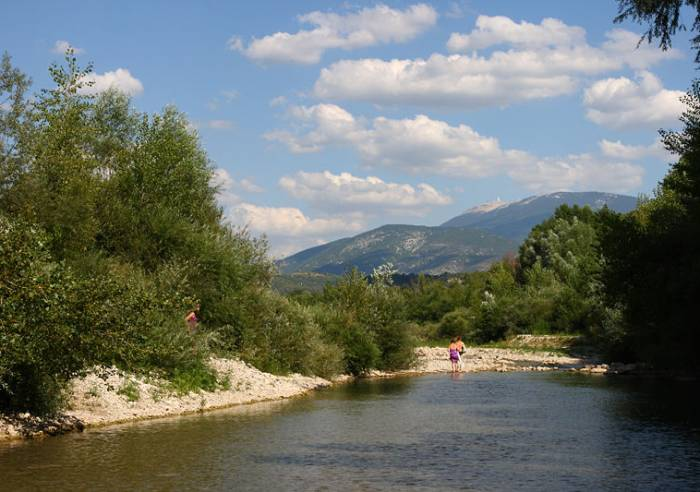 Camping Le Voconce