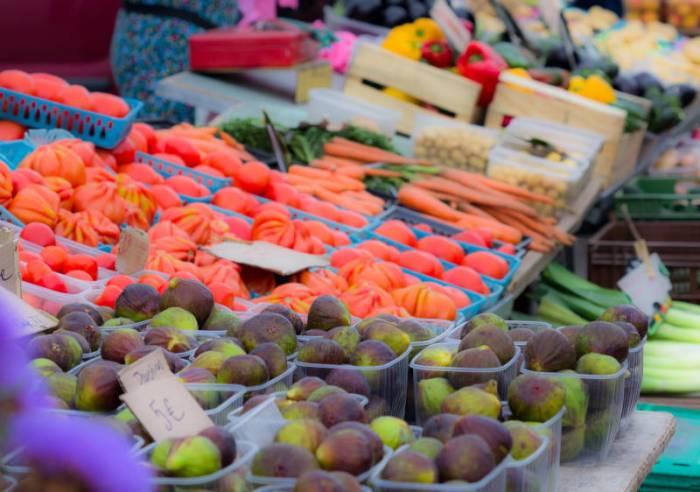 Grand marché provençal de Vaison-la-Romaine - Tous les mardis