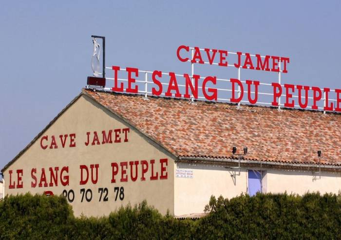 Caves Jamet  Le Sang du Peuple