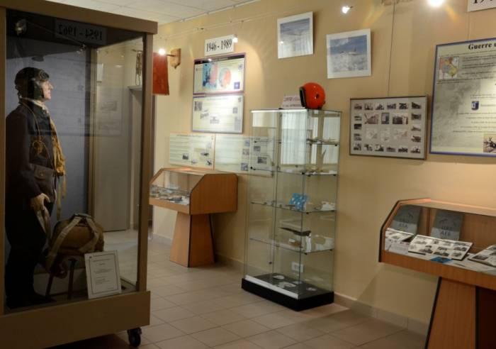 Musée de la B.A 115