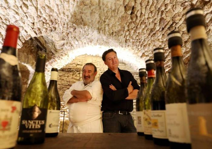 La cuisine de Valentine aux Caves Saint Charles