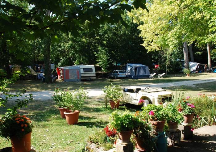 Camping Les Bardons
