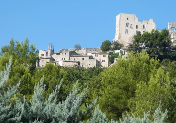 Château de Lacoste
