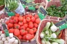 Abendmarkt der Erzeuger von Lourmarin