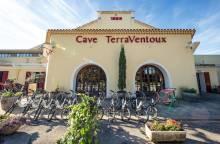 Cave Terraventoux - Caveau La Montagne Rouge