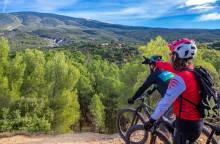 Mountain Bike Trail No 1: Bedoin - Les Baux