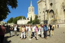 Service Groupes Réceptif – guides Avignon et Provence