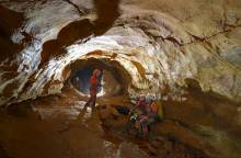 Speleology with ASPA