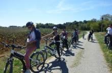 Rando-Vélo Gourmande dans le vignoble de (...)