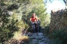 Pestmuur fietsroute voor mountainbikes en (...)
