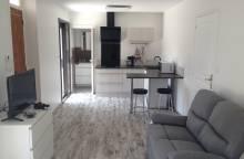 Studio with swimming pool