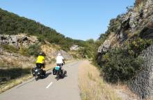 The Mediterranean by bike : Cavaillon > (...)