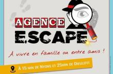 Agence E.SCAPE - Escape Game