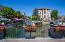 Itinéraire touristique - Balade au fil de l'eau