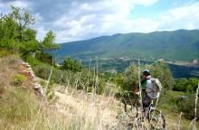 MTB N° 57 - The plateau of Caseneuve