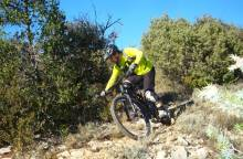 MTB trail n° 53 - Travignon by the Cluyer